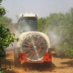Nota informativa inspección vehículos aplicación fitosanitarios