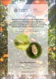 Tesis doctoral aporta novedades sobre Delottococcus aberiae y Trioza erytreae
